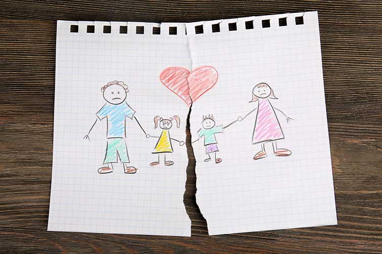 Cómo ayudar a los niños en el proceso de divorcio blog